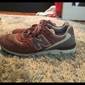 Gently worn NB sneakers